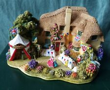 Lilliput Lane The Golden Jubilee 2002 Anniversary Cottage L2488 boxed ◇