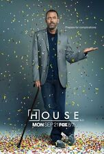 POSTER DR HOUSE FOX MEDICAL DIVISION HUGH LAURIE BIG #8