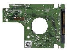 Controladora PCB WD 5000 bpvt - 00hxzt3 discos duros electrónica 2060-771820-000