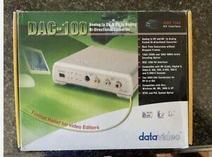 datavideo DAC-100 DV/Analog Bi-directional Video Converter canopus advc 110 300