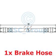 Pinza de freno de disco 185 mm APEC frenado Goma Flexible Manguera De HOS3141