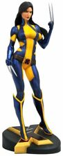 Gallery Wolverine / X-23 9-Inch PVC Figure Statue [Laura Kinney, Unmasked]