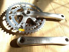 Retro Heaven - Shimano Deore XT - Chainset - FC-M730 - 46/36/24 - 170mm - 1991
