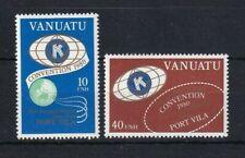 VANUATU 1980 Kiwianis International Convention (English) Set MNH