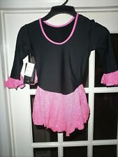 Chloe Noel DLS18 HP Ice Skating Dress Figure Competition Childs Large Olympic