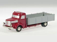 Schuco Piccolo Krupp 748 Kipper rot-grau # 50572100