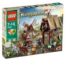 Lego 7189 Castle Mill Village Raid ** Sealed Box ** Farm Animals 2 Rare Goats