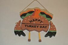 New Turkey wall/Door hanger/plaque Midwest of Cannon Falls Thanksgiving Fall day