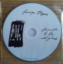 Foreign Slippers - Farewell For The Old Ghosts Promo Album (CD) Collectable CD