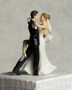 Super Sexy Dancing Funny Wedding Cake Topper