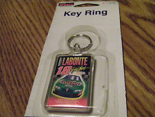 BOBBY LABONTE #18 NASCAR ACRYLIC KEYCHAIN