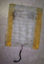95 96 1997 97 JAGUAR XJ6 HEATED SEAT COIL BLANKET LEFT DRIVERS SIDE SEAT BACK