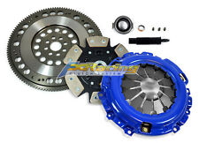 FX STAGE 3 CLUTCH KIT+ CHROMOLY FLYWHEEL 02-06 RSX TYPE-S / 02-15 CIVIC Si K20