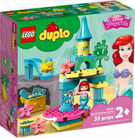 10922 LEGO Duplo Disney Ariel's Undersea Castle Little Mermaid 35 Pieces Age 2+