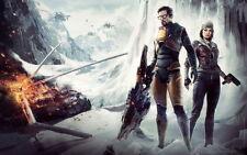 "260 Hot Video Game - Gordon Freeman Half Life 22""x14"" Poster"
