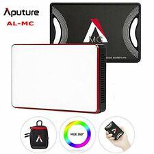 Aputure AL-MC LED RGBWW Video Light CRI 96+ 3200-6500K HSI/CCT/FX Lighting