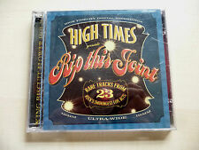 "CD ""HIGH TIMES"" RIP THIS JOINT 23 TRACKS - 2001 WIN MEDIA"
