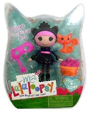 Mini Lalaloopsy Halloween Boo Scaredy Cat Target Exclusive Retired HTF NIP