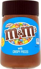 M&m 's propagación con sabor a Chocolate Avellana con piezas crujientes 350g