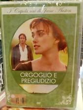 I Capolavori Di Jane Austen: Orgoglio e Pregiudizio (Dvd - Editoriale) Nuovo