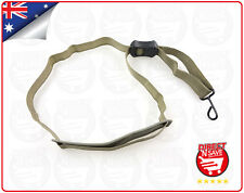 Adjustable Neck Strap Saxophone Sax Clarinet with Hook Clasp Khaki. Neck Pad