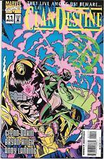 Clan Destine #11, Marvel Comics