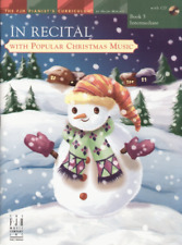 In Recital with Popular Christmas Music, Book 5 - Piano Songbook FJH1765