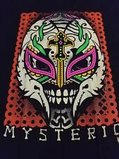 Rey mysterio 619 day of the dead large t-shirt penta fenix ROH WWE MLW AEW AAA c