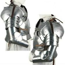Medieval Complete Knight Arms Armor Set medieval armour 18g steel replica
