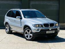 2004 BMW X5 Sport 3.0 LPG/Petrol Automatic 6SP 4x4 finished in Silver Metallic