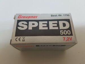 Graupner 1799 Speed 500 7,2 V