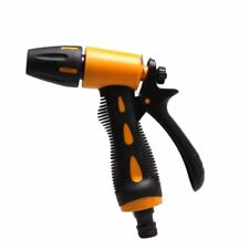 Hose Nozzle Garden Water Sprayer Grip Watering Gun Lawn Plant Cleaning Pipe Car