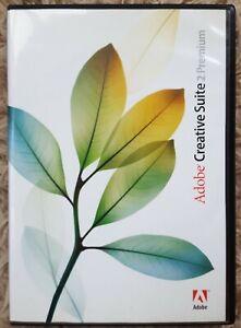 Adobe CS3 Design Standard MAC Creative Suite + CS2 Premium Retail