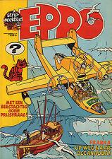 STRIPWEEKBLAD EPPO 1977 nr. 40 - FRANKA (COVER) / DE PARTNERS / ROEL DIJKSTRA