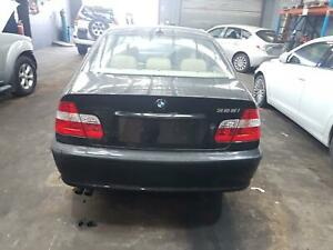 BMW 3 SERIES BOOTLID, E46, SEDAN, 09/98-07/06