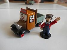 Corgi Bod the Builder Postman Pat Car + Figure