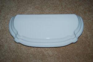 Kohler 80625 White Portrait Toilet Tank Lid a/k/a K4565 - FLAWLESS & SANITIZED