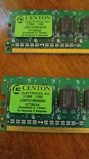 CENTON 512MB LCMPC512M/800DR (LOT OF 2)