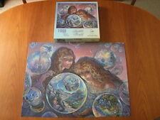 SUNS Out Puzzle BUBBLE mondo da Josephine Wall 1000 PEZZI-PUZZLE COMPLETO vvgc