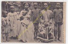 CPA AFRIQUE OCCIDENTALE GABON Ménage Chrétien Famille Edit BIENAIME