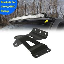 "50""/52"" Mount Bracket For Curved LED Light Bar 07-14 Chevy Silverado/GMC Sierra"