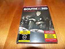 SOUTHLAND COMPLETE FIRST SEASON ONE TNT TV SERIES LA Police LAPD DVD SET NEW