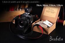 Brofeta neck strap for Hasselblad 503CW 500CM 501CM SWC 903 203 205 SWC/M  98cm
