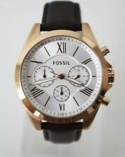 Fossil Ladies Modern Courier Chronograph Watch BQ3381 NWT MSRP £139