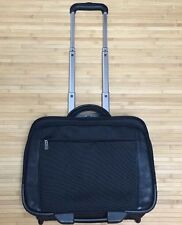 Kenneth Cole Reaction Rolling Wheeled Computer Overnighter Travel Carry On Bag