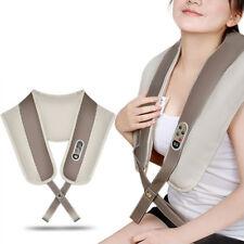 4D Knock Neck Back Massager Shoulder Massage Electric Heat And Timiny1PPXX