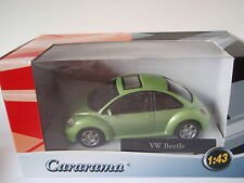 Cararama Volkswagen Beetle,Scale 1:43, Diecast Model Car
