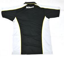 Authentic Nikon brand new Photographer Polo Shirt Tee M T Df D4s D750 D610 body