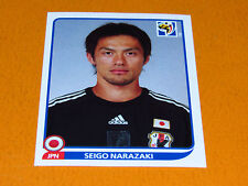 375 NARAZAKI JAPAN JFA NIPPON PANINI FOOTBALL FIFA WORLD CUP 2010