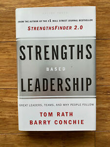 Strengths Based Leadership By Tom Rath & Barry Conchie (Hardcover)
